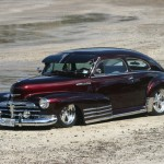 Chevy Fleetline from Fraser Customs