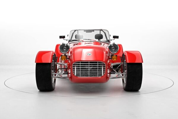 The Fraser Clubman Lotus 7 Replica