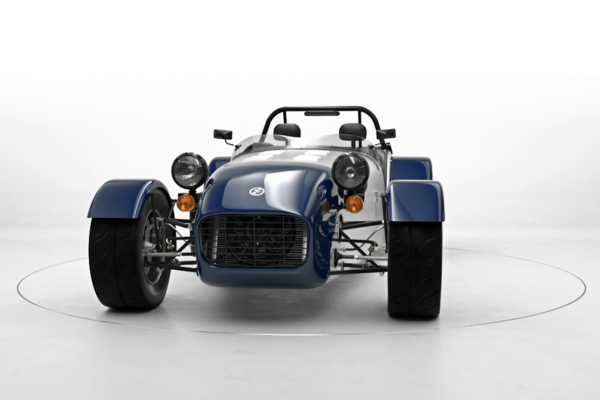 A picture of the legendary Lotus Seven Replica Kit Car from Fraser Cars