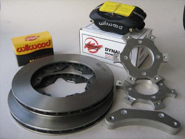 Fraser Wilwood Brake Kit