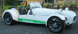 The Fraser Clubman S Lotus 7 Replica