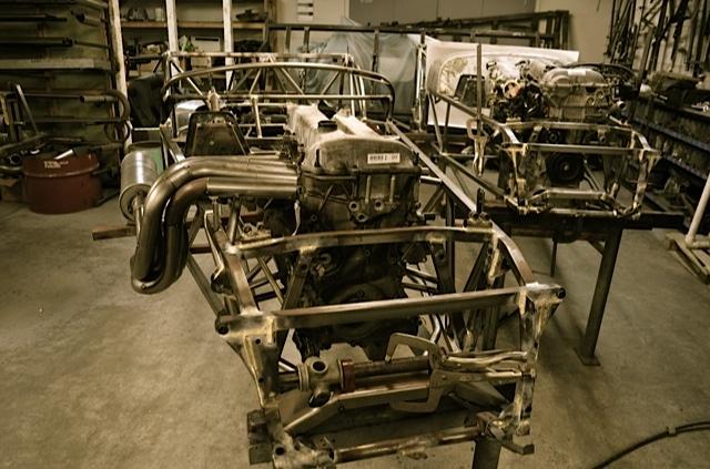 Lotus seven kit