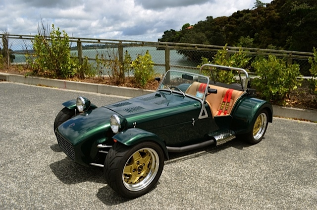 Turbo lotus seven