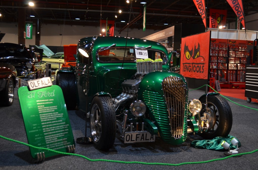 Hot rod nz