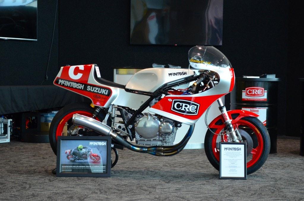 Racing motorbike nz
