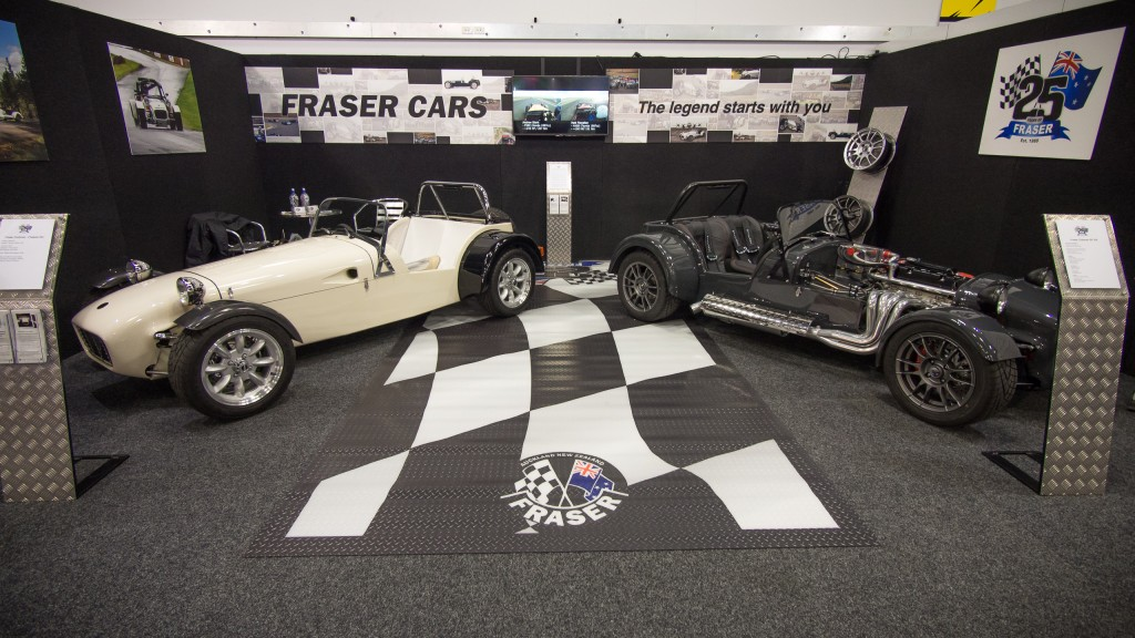 Fraser Clubman Kit Cars