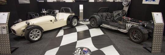 Fraser Clubman Kit Cars