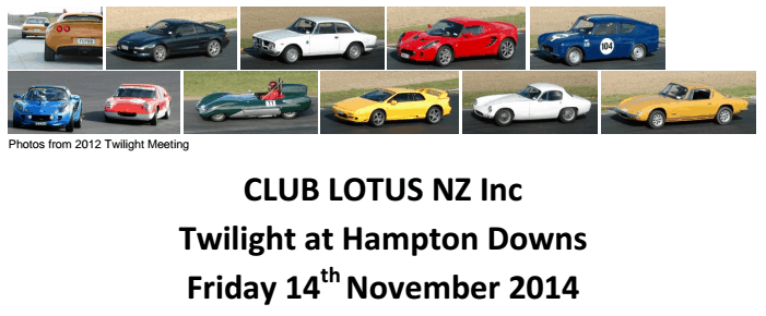 Club Lotus NZ