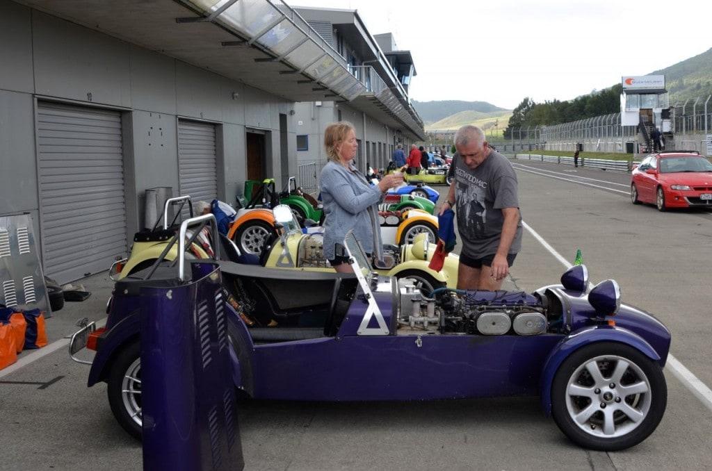 Lotus kit cars