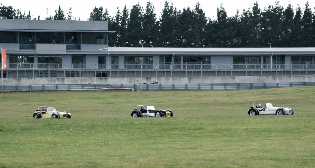 Taupo track day