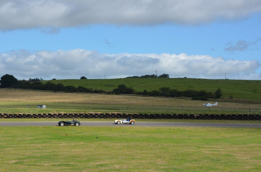 Taupo racetrack