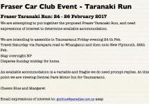 Taranaki Fraser Run