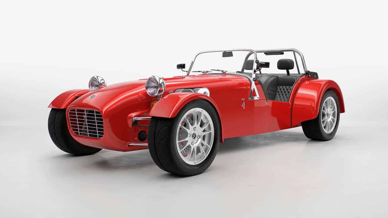 lotus 7 replica kit cars custom made by fraser fraser cars. Black Bedroom Furniture Sets. Home Design Ideas