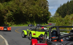 Fraser 5000 – New Zealand Tour